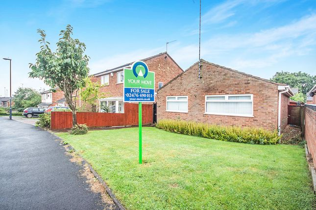 Thumbnail Bungalow for sale in Tresillian Road, Exhall, Coventry
