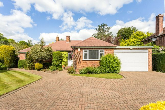 Thumbnail Bungalow for sale in Winchfield Way, Rickmansworth, Hertfordshire