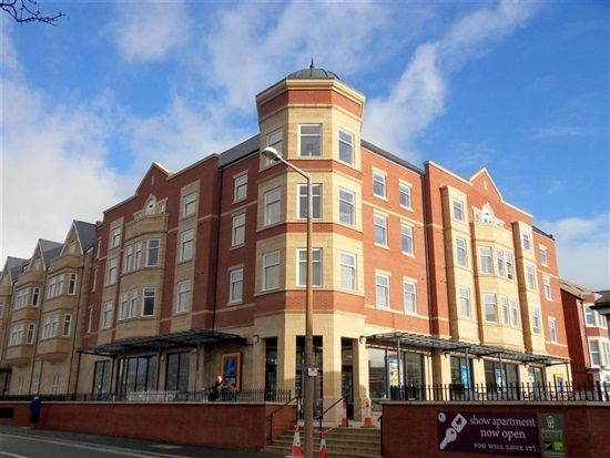 External of St Georges Court, St Georges Road, Lytham St. Annes FY8