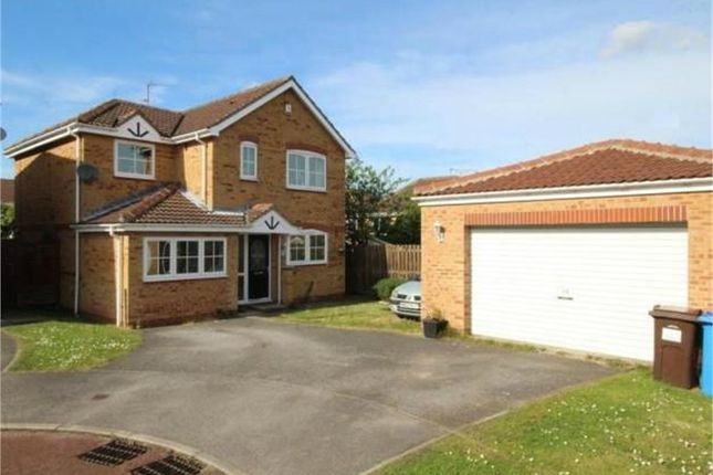 Thumbnail Detached house for sale in Harvest Close, Carlton-In-Lindrick, Worksop, Nottinghamshire