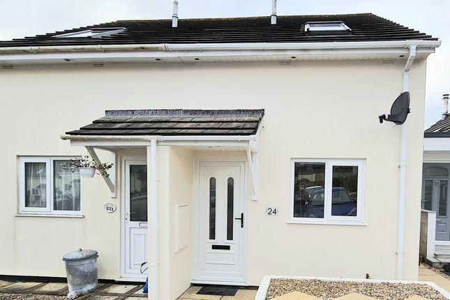 Thumbnail End terrace house to rent in Hicks Close, Probus