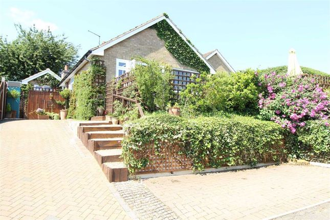 Detached bungalow for sale in Scott Close, Ravensthorpe, Northampton