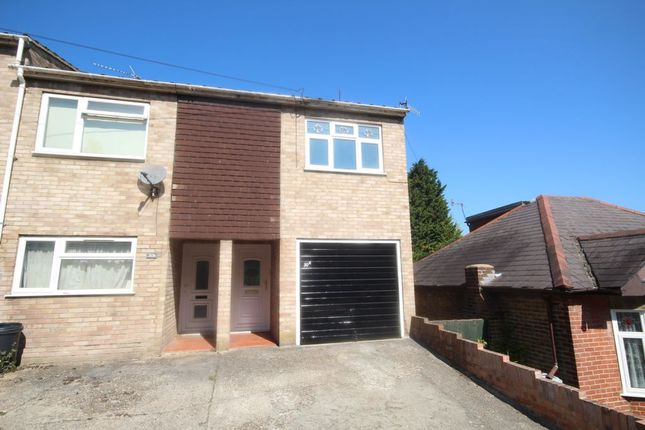 Thumbnail End terrace house for sale in Dagmar Road, Chatham