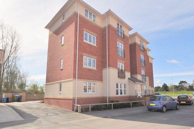 Thumbnail Flat to rent in Apartment, 34 Ladybower Way, Hull