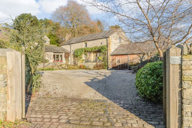 Thumbnail Barn conversion for sale in Court Lane, Ashford-In-The-Water, Bakewell