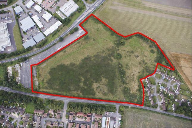 Thumbnail Land for sale in Horton Road, Devizes