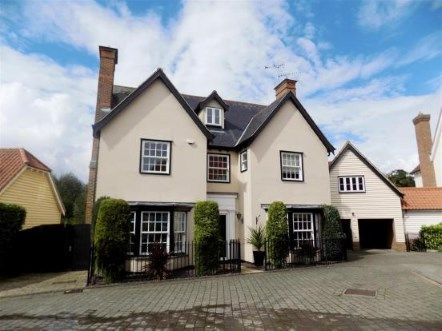 Thumbnail Detached house for sale in Little Waltham, Chelmsford, Essex