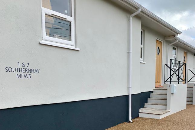 Thumbnail Terraced bungalow for sale in Second Drive, Teignmouth