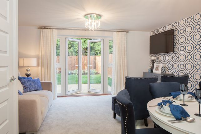 """Thumbnail Semi-detached house for sale in """"Wilford"""" at Callow Hill Way, Littleover, Derby"""