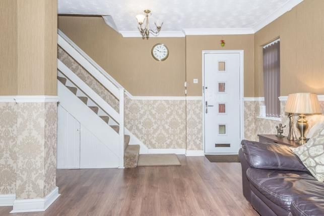 Thumbnail End terrace house for sale in Mullway, Letchworth Garden City, Hertfordshire, England