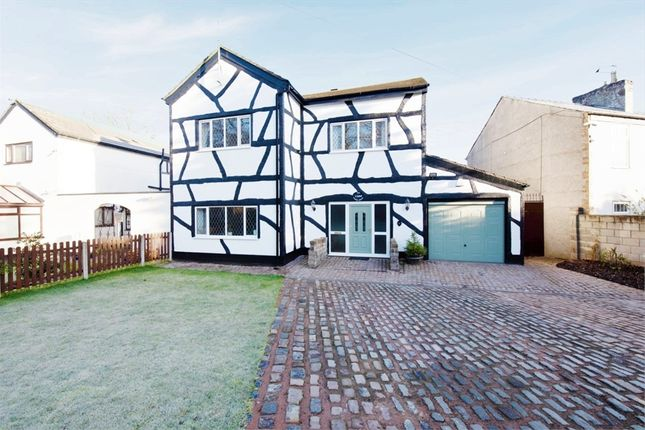 Thumbnail Detached house for sale in Mottram Road, Hyde, Greater Manchester