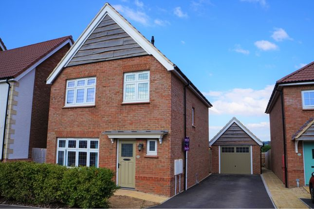 Thumbnail Detached house for sale in Cherhill Way, Calne