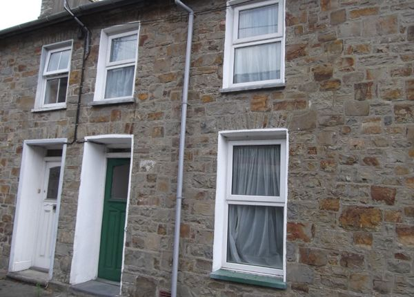 3 bed terraced house for sale in Charles Street, Llandysul, Ceredigion, West Wales