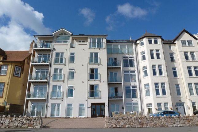 Thumbnail Flat for sale in West Promenade, Rhos On Sea, Colwyn Bay