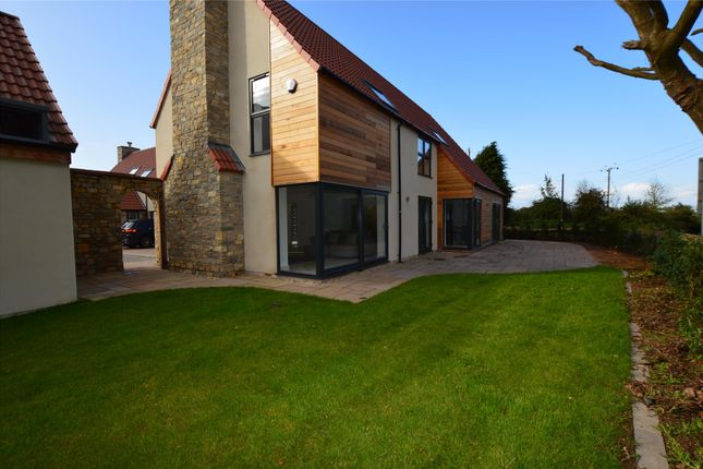 Thumbnail Detached house for sale in Gravel Hill Road, Yate, Bristol
