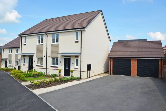 Thumbnail Semi-detached house for sale in Bell Road, Rugby