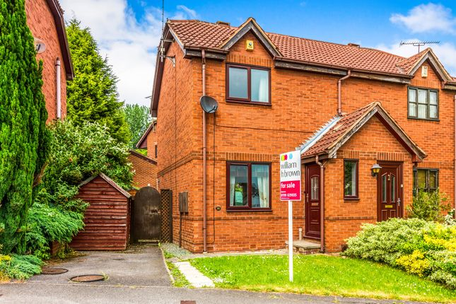 Thumbnail Semi-detached house for sale in Orchard Way, Brinsworth, Rotherham