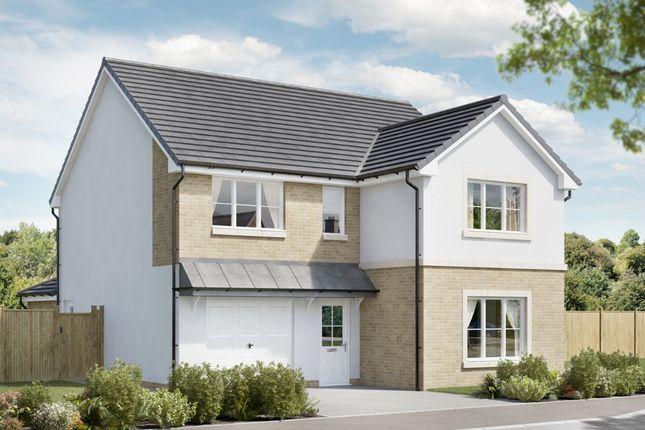 Thumbnail Semi-detached house for sale in Rosebank Development, Dunipace, Falkirk