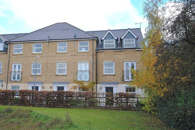 Thumbnail End terrace house for sale in The Pastures, Brewers End, Takeley, Bishop's Stortford