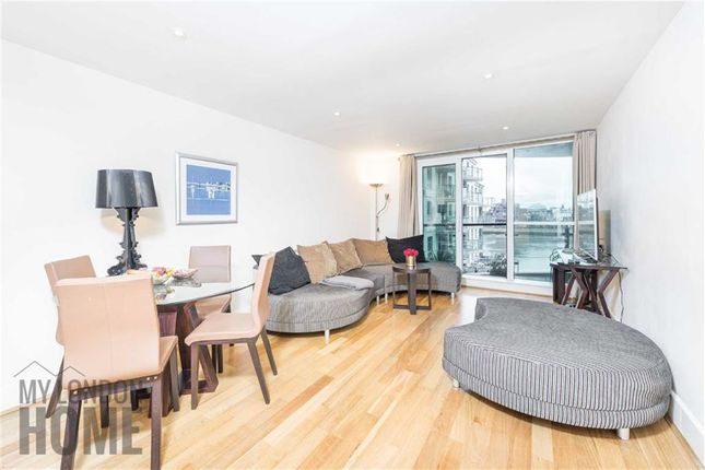 2 bed flat to rent in Galleon House, St George Wharf, Vauxhall, London