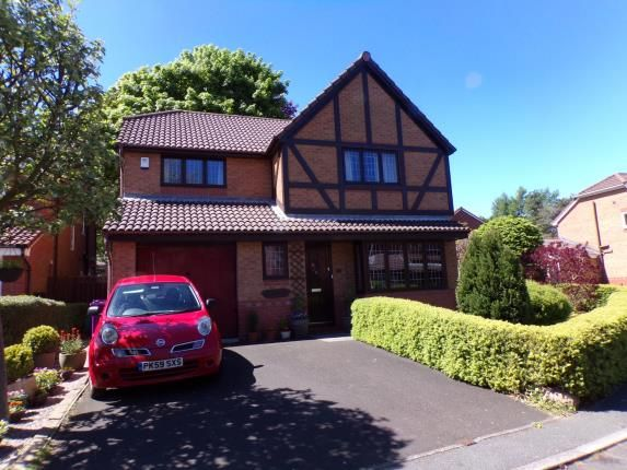 Thumbnail Detached house for sale in Swan Crescent, Wavertree, Liverpool, Merseyside