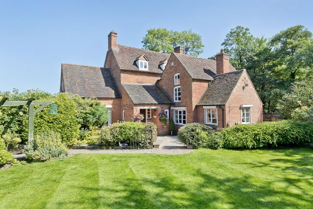 Thumbnail Property for sale in Henwood Lane, Catherine-De-Barnes, Solihull