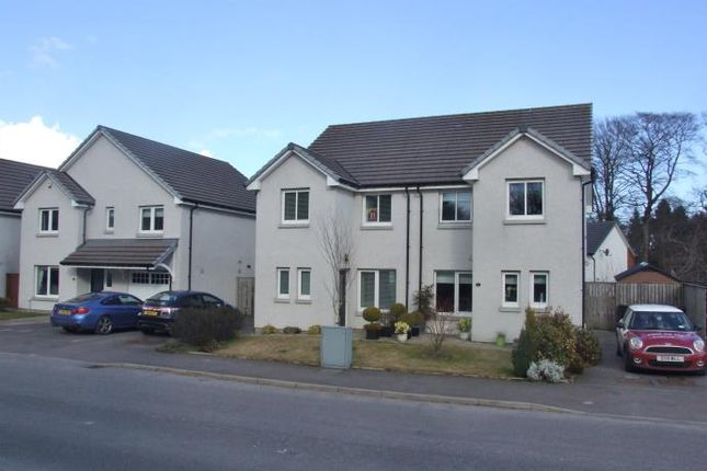 Thumbnail Semi-detached house to rent in Polo Park, Bucksburn, Aberdeen