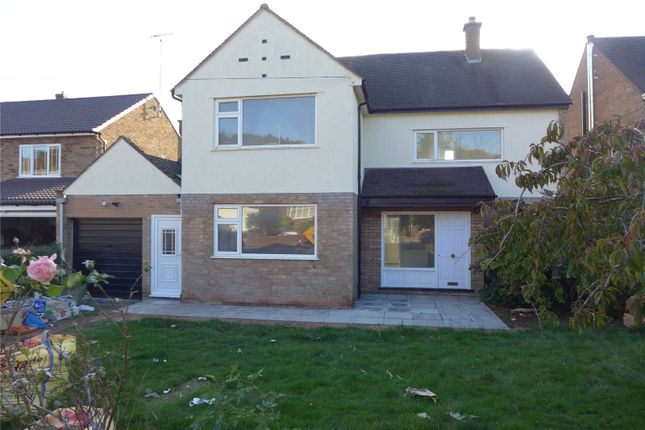 Thumbnail Detached house to rent in Cannon Close, Canley, Coventry, West Midlands