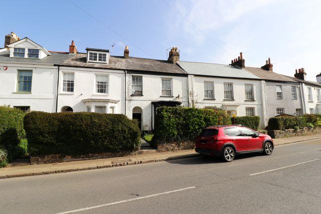 Thumbnail Block of flats for sale in Newport Terrace, Barnstaple