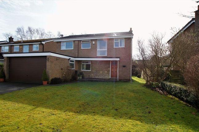Thumbnail Property to rent in Willow Lane, Goostrey, Crewe