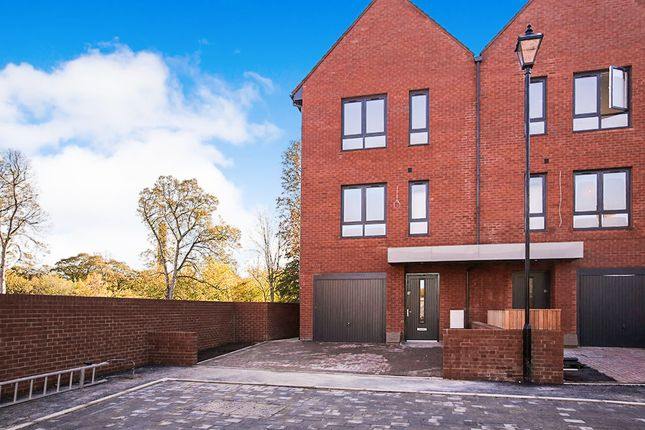 Thumbnail Semi-detached house for sale in Barnes Village, Off Kingsway, Cheadle, Cheshire