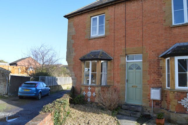 2 bed semi-detached house to rent in North Street, Martock