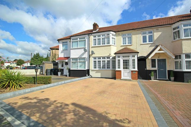 Thumbnail Terraced house for sale in Eastbury Avenue, Enfield