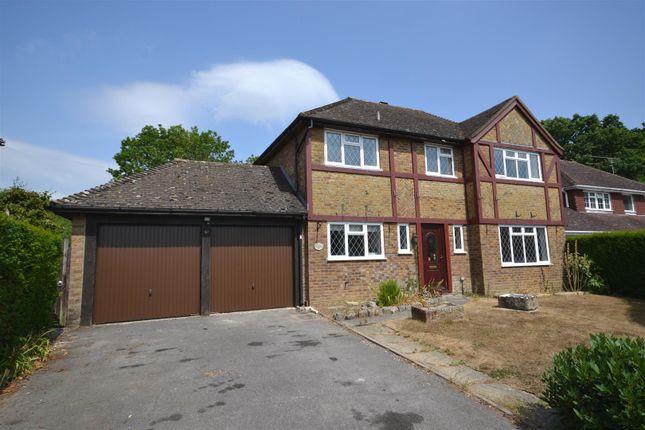 Thumbnail Detached house for sale in Puttenham Road, Chineham, Basingstoke