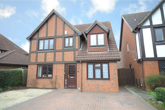 Thumbnail Detached house for sale in Munnings Drive, College Town, Sandhurst