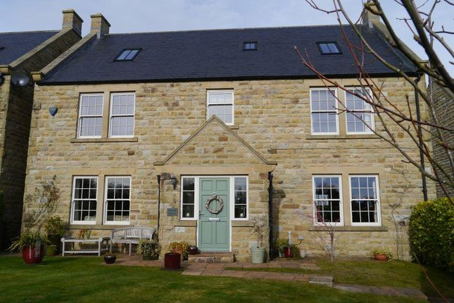 Thumbnail Detached house for sale in Belsay, Newcastle Upon Tyne