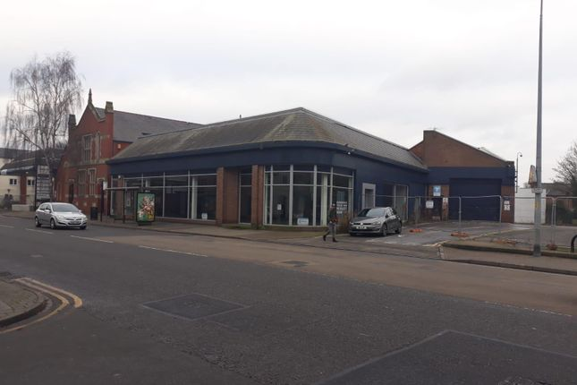 Thumbnail Retail premises for sale in Tentercroft Street, Industrial Estate, Lincoln