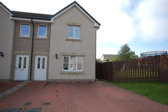 Thumbnail Semi-detached house to rent in Balquharn Circle, Portlethen, Aberdeenshire