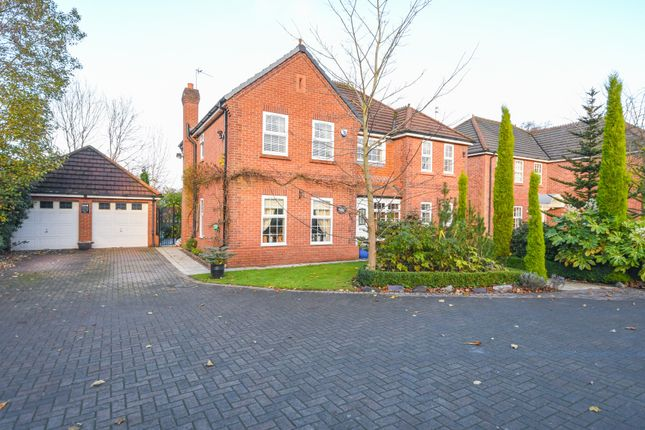 Thumbnail Detached house for sale in Pikes Bridge Fold, Eccleston, St Helens