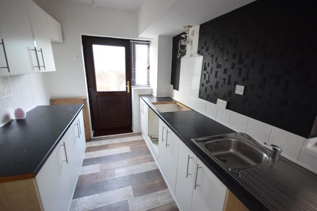 Kitchen of Mansell Crescent, Peterlee, County Durham SR8