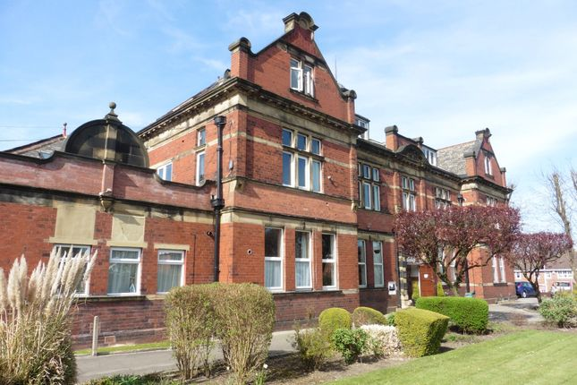 Thumbnail Flat to rent in Green Hill Road, Leeds