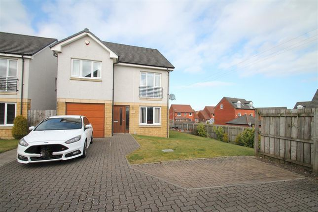 Thumbnail Detached house for sale in Joseph Cumming Gardens, Broxburn