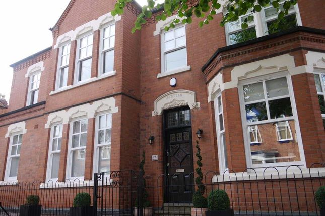 Thumbnail Semi-detached house for sale in Howard Road, Leicester