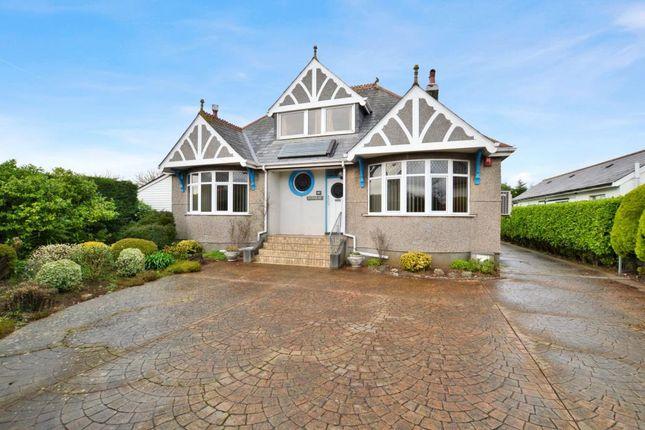 Thumbnail Detached bungalow for sale in Dean Cross Road, Plymouth, Devon