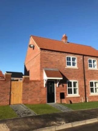 Thumbnail Semi-detached house to rent in Bob Rainsforth Way, Gainsborough