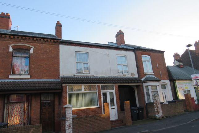 Thumbnail Detached house for sale in Blakeland Street, Bordesley Green, Birmingham