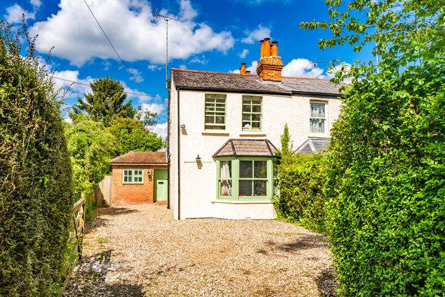 Thumbnail Semi-detached house for sale in Plum Tree Cottage, Checkendon