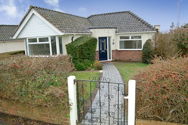 Thumbnail Detached bungalow to rent in Ann Close, Hassocks