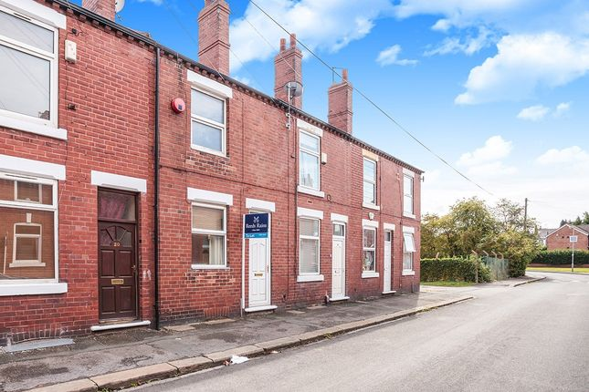 2 bed terraced house to rent in Manor Road, Wakefield, West Yorkshire WF2
