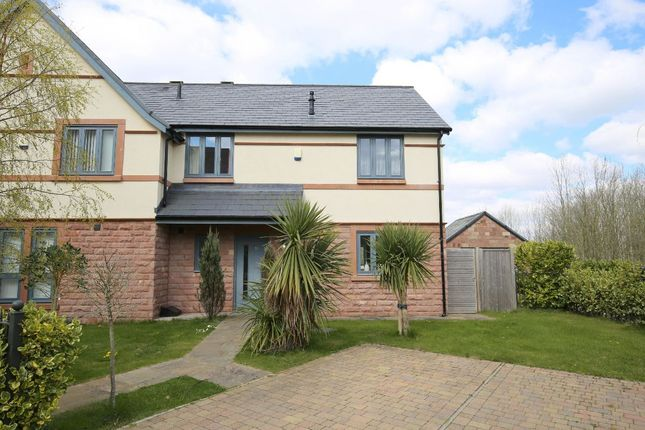 Thumbnail Semi-detached house for sale in Kershaw Drive, Lancaster